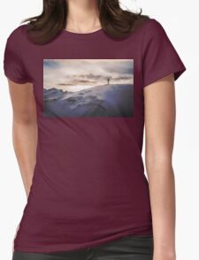 Christian Cross On Mountain T-Shirt
