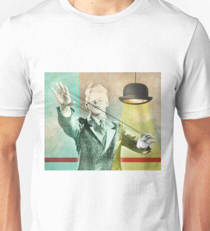 blindfold bowler Unisex T-Shirt