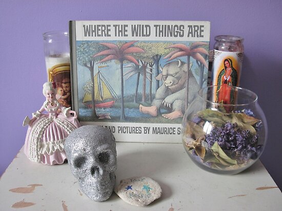 Where the Wild Things Are by FrancesSousa
