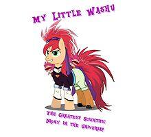 My Little Washu by Washu