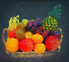 Fruit Basket by michaelgabriel
