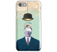 under the bowler iPhone Case/Skin