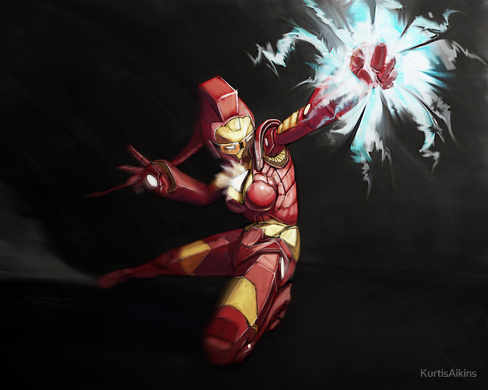 Iron Viper by KurtisAikins