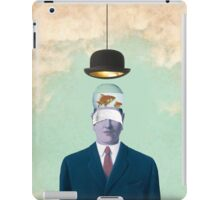 under the bowler iPad Case/Skin