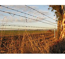 Boundary Photographic Print