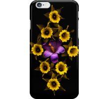 Early Crocus and Daffodil Diamond iPhone Case/Skin