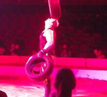 Circus/Russian Strongman V -(150413)- Digital photo/FujiFilm AX350 by paulramnora