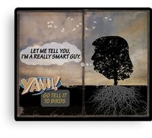 Chapter 2. Wisdom Tree Oracle Canvas Print
