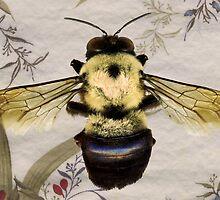 Bee by merrywrath