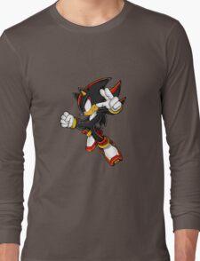 Shadow The Hedgehog Long Sleeve T-Shirt