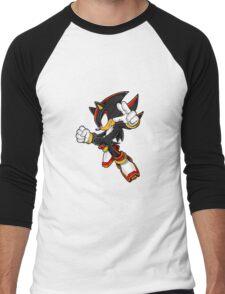 Shadow The Hedgehog Men's Baseball ¾ T-Shirt