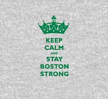 Keep Calm and Stay Boston Strong T-Shirt #2 Unisex T-Shirt