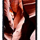 Antelope Canyon by Jonah Gilmore