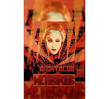 yoshiwara nightclub - metropolis Photographic Print