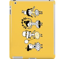 Doodle Girls iPad Case/Skin