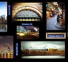 Melbourne, Victoria, Australia by pbclarke