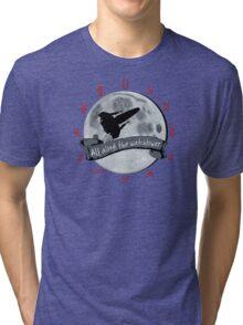 All Along the Watchtower Tri-blend T-Shirt