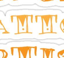Future Tattoo Artist Sticker
