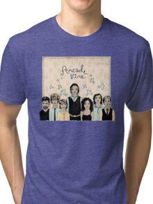 Arcade Fire Illustration Tri-blend T-Shirt