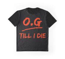 O.G Graphic T-Shirt