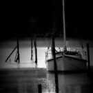 Picasa edited image - Port Sorell boat by gaylene