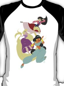 Super Princesses  T-Shirt
