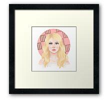 HW #5 Framed Print