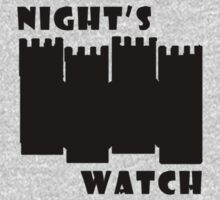 Night's Watch Kids Clothes