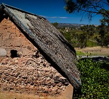 Mud Brick house by archieswell