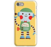 Little Robot iPhone Case/Skin