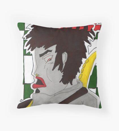 Eclectic JaZZ! Throw Pillow