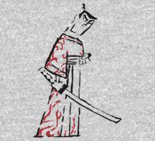 Ink Samurai Kids Clothes