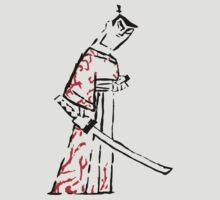 Ink Samurai by Sirkib