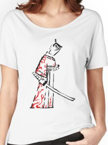 Ink Samurai Women's Relaxed Fit T-Shirt