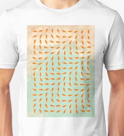 pattern gold fish 01 T-Shirt