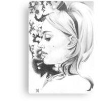 Miss Dior Metal Print