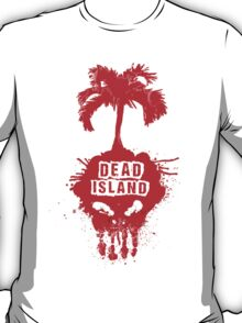Beach Games TV Dead Island series T-Shirt