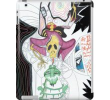 Do You Know Where Your Girlfriend Is iPad Case/Skin