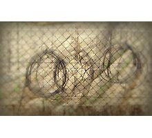 finca circles Photographic Print