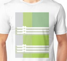 GRAPES - abstract geometry - plate 4 Unisex T-Shirt