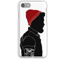 Black Man iPhone Case/Skin