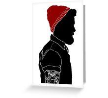 Black Man Greeting Card