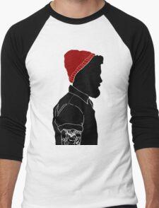 Black Man Men's Baseball ¾ T-Shirt