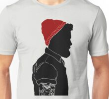 Black Man Unisex T-Shirt
