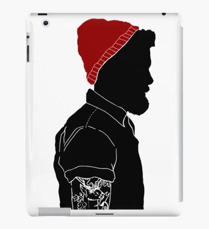 Black Man iPad Case/Skin
