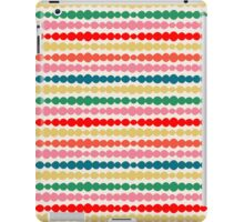 Beaded Stripes iPad Case/Skin