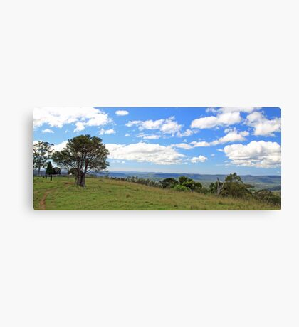 George's view Canvas Print