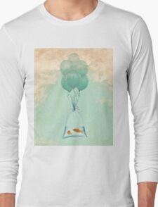 flight to freedom Long Sleeve T-Shirt
