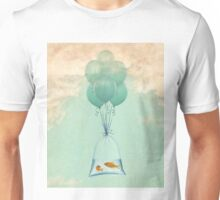 flight to freedom Unisex T-Shirt