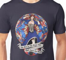 Ignite The World with scroll Unisex T-Shirt